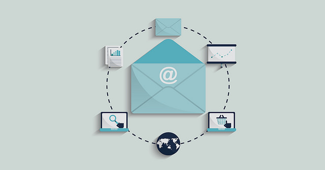 uvodni stranka email marketing