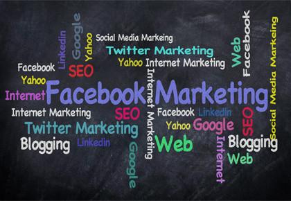 úvodní stránka sociální marketing